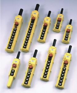 Push Button Pendant Controls