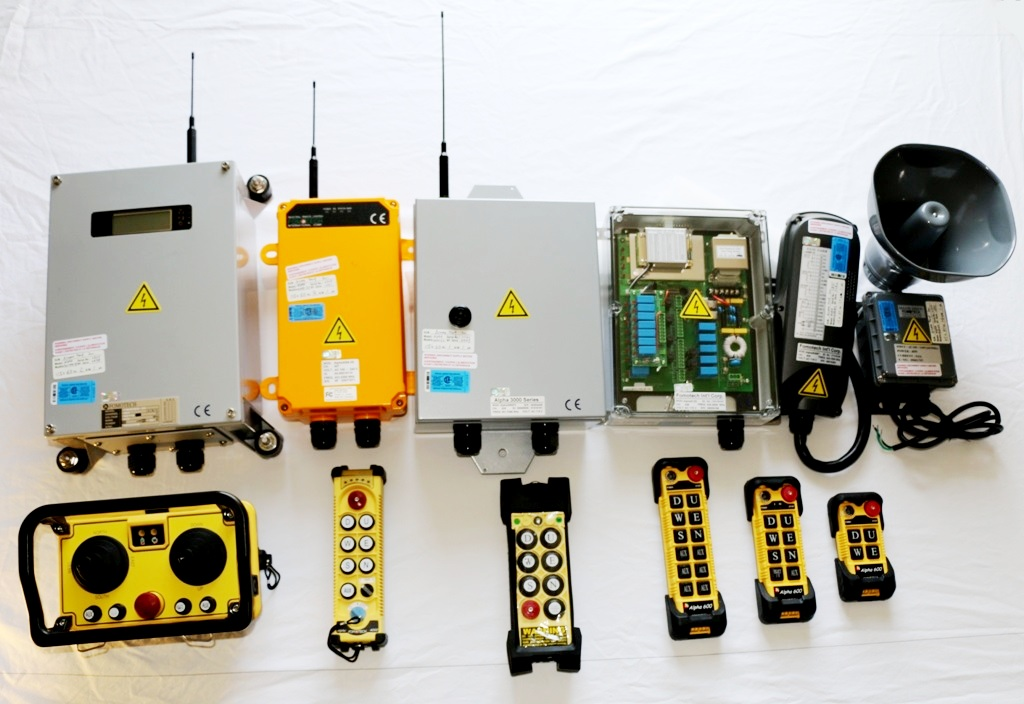 Industrial Radio Control Systems